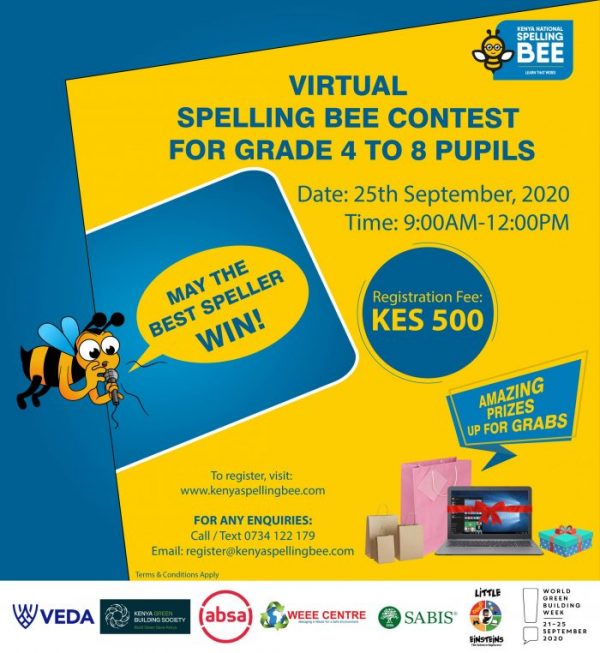 Virtual Spelling Bee Contest