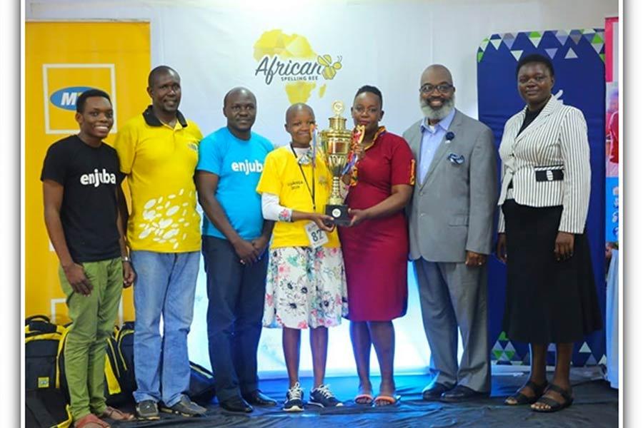 2019 African Spelling Bee Winning Words