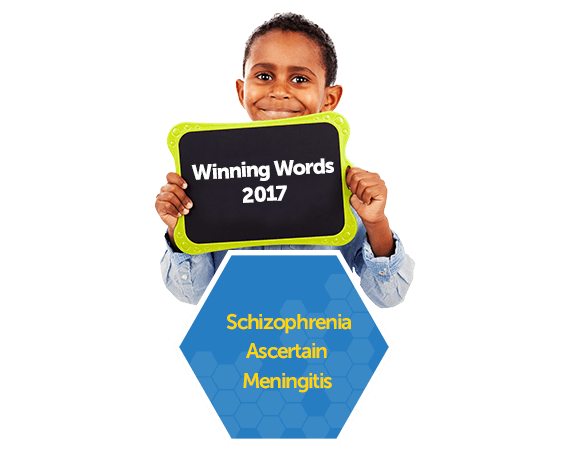 2017 Winning Words